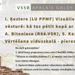 VSSB Apaļais galds III