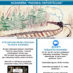 Latvijas Okupācijas muzeja piedāvājums martā