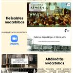 Latvijas Okupācijas muzejs ir sagatavojis 2021. gada rudens piedāvājumu skolām